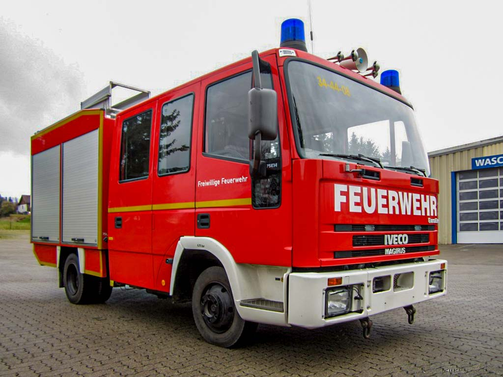 SPOERER special vehicles fire engines