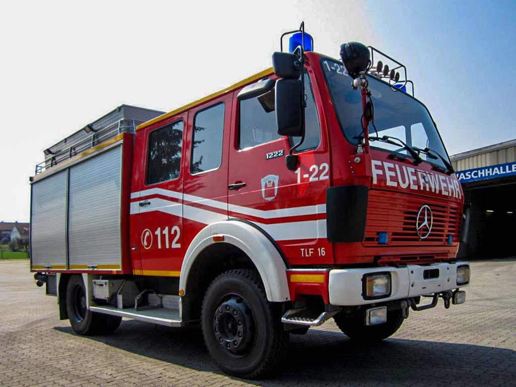 SPOERER special vehicles classic fire brigade vehicles