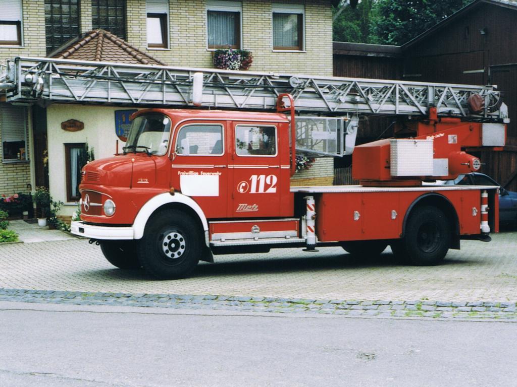 SPOERER Spezialfahrzeuge Feuerwehr Oldtimer