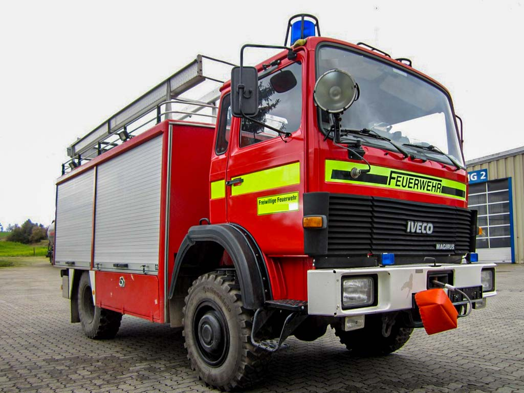 SPOERER camiones equipados